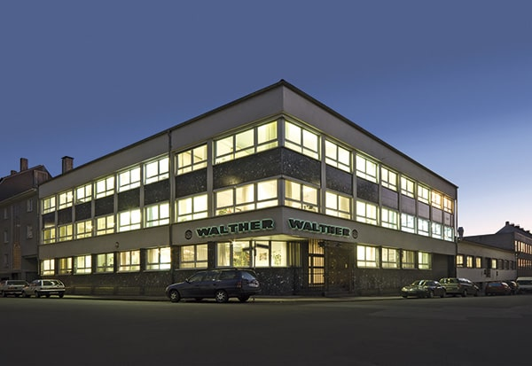 Walther Pilot headquarters in Germany